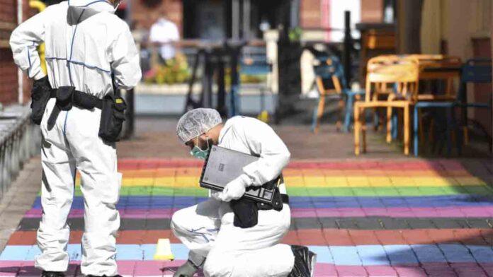 Detenido un hombre por los apuñalamientos de Birmingham