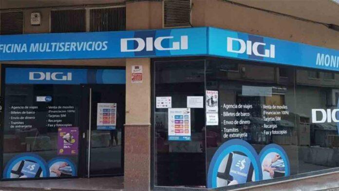 Digi y Vodafone desbancan a MásMovil en la captación de clientes