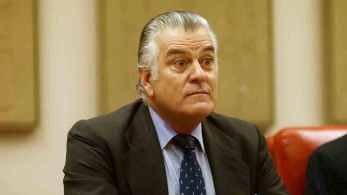 El espionaje a Bárcenas costó al menos 53.266 euros de los fondos reservados