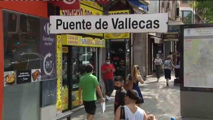 El riesgo de brote por coronavirus se dispara en Madrid