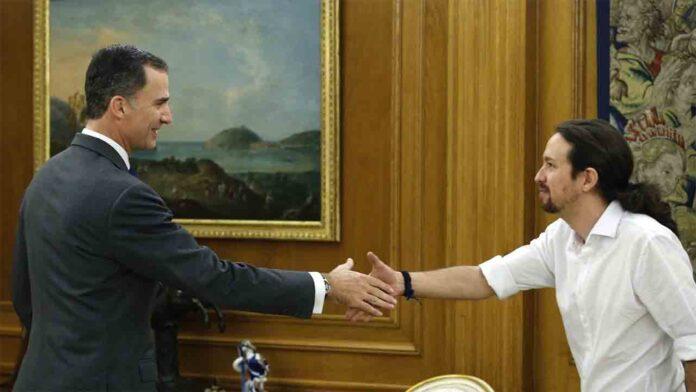 La Zarzuela gira a la derecha: Iglesias y Garzón critican la falta de neutralidad