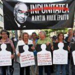 La jueza Servini interrogará mañana a Martín Villa por crímenes de lesa humanidad