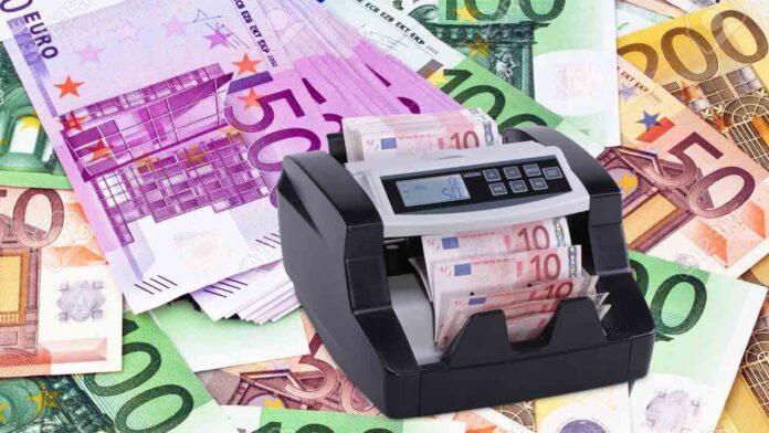 La máquina de contar billetes de Juan Carlos I que decía Corinna, es