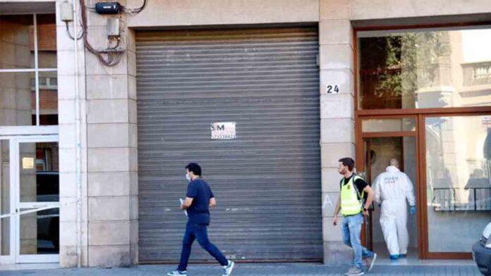 Los Mossos buscan en Lleida a un hombre por asesinato