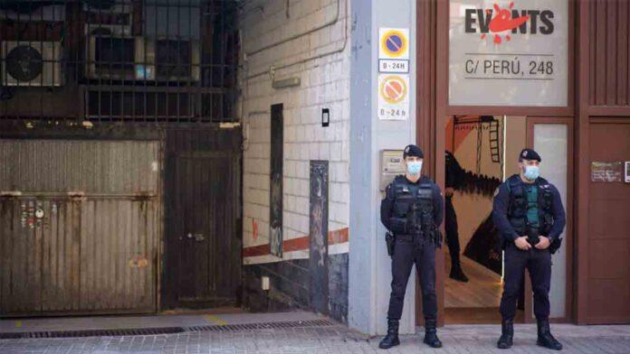 4 detenidos y 31 registros de la Guardia Civil contra el independentismo