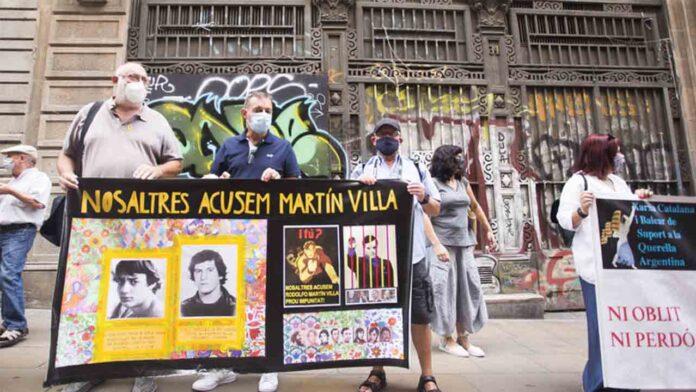 Barcelona en Comú presenta un apoyo a la querella argentina que investiga a Martín Villa