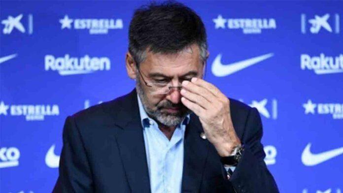 Dimite Bartomeu y toda la junta directiva del Barça al no poder aplazar la moción de censura