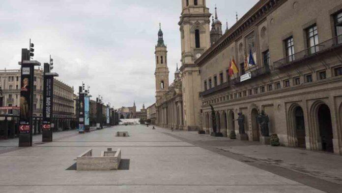 El Gobierno de Aragón aplica el confinamiento de toda la región