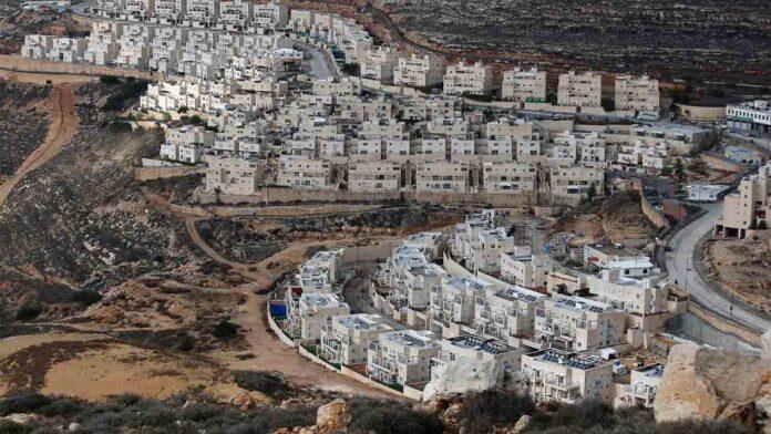 El Gobierno de Israel quiere construir nuevas viviendas en los asentamientos