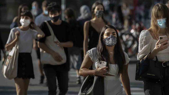 El coronavirus no frena en Catalunya, continúan subiendo los contagios