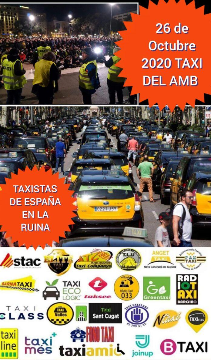 El Taxi de Barcelona se lo juega todo