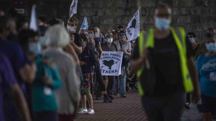 Instituciones Penitenciarias aprueba el acercamiento de seis presos vascos