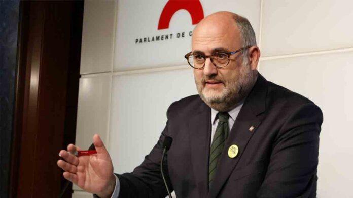 JxCat suspende de militancia a Eduard Pujol por posibles casos de acoso sexual