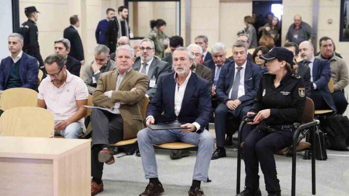 La fiscalía pide 77 años más de prisión para los líderes de la Gürtel