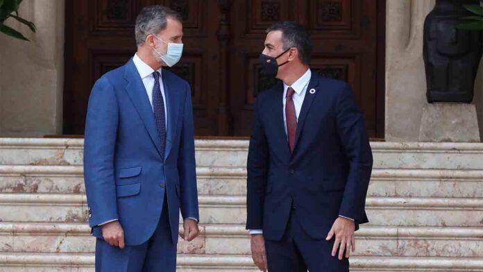 Pedro Sánchez y Felipe VI visitarán este viernes Barcelona