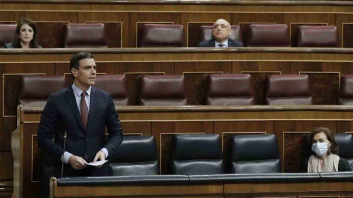 Podemos y PSOE registran la reforma para cambiar el sistema de elección del CGPJ