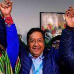 Se acabó el gobierno golpista de Bolivia, Luis Arce es el nuevo presidente