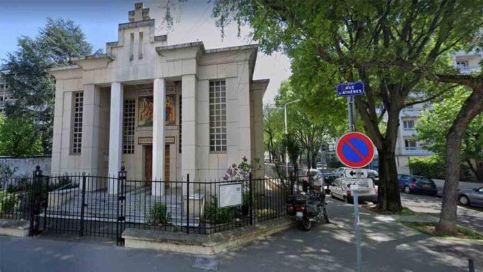 Un individuo ataca de dos disparos a un sacerdote ortodoxo en Lyon