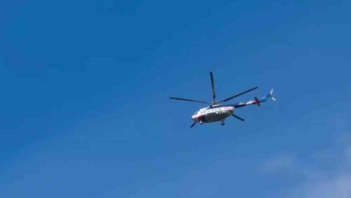 Denuncian al piloto de un helicóptero por sobrevolar Barcelona sin autorización