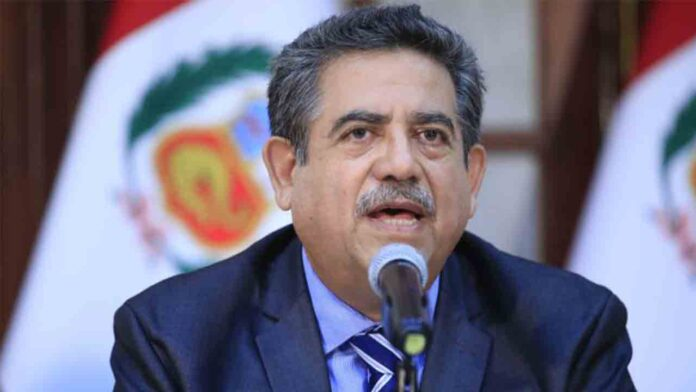 Dimite el presidente golpista de Perú, Manuel Merino, tras los incidentes