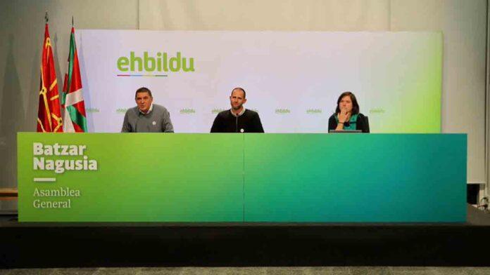El 91,5% de las bases de EH Bildu respaldan los Presupuestos Generales