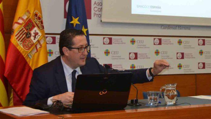 El Banco de España dice que la economía europea necesita estímulo