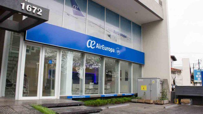 El Gobierno autoriza el apoyo público temporal a Air Europa