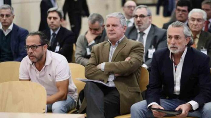 Gürtel: 13 años para Correa y 6 para 'el Bigotes' por la visita del Papa a Valencia