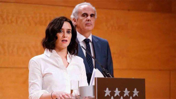 La Audiencia de Madrid reabre la causa contra Ayuso por la gestión de las residencias de Leganés