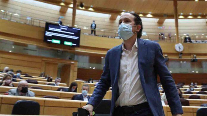 La Fiscalía del Supremo en contra de abrir causa a Pablo Iglesias