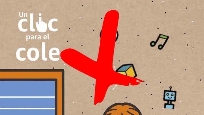 La campaña de Amazon 'Un Clic para el cole' supone un ataque a la equidad educativa