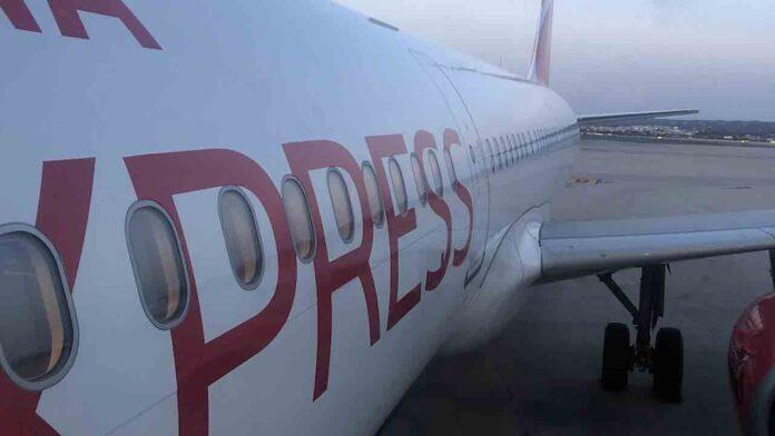Un vuelo de Iberia Madrid-Palma, vuelve a la isla al colarse un ave en uno de los motores