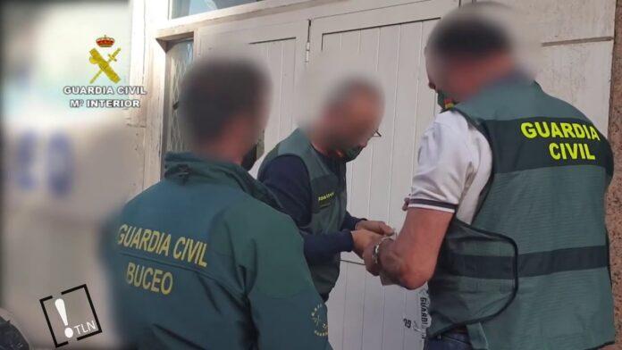 Detenido en Gran Canaria el guía de un centro de buceo por un homicidio imprudente