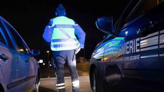 3 gendarmes muertos en el centro de Francia por los disparos de un hombre