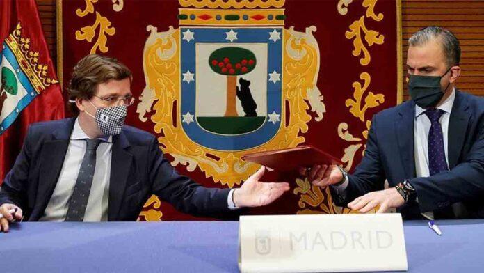 Almeida pacta con Vox los presupuestos del consistorio para 2021