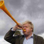 Boris Johnson y el Imperio Británico