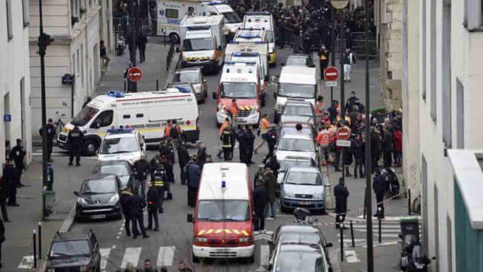 Condenadas 14 personas por los atentados terroristas de Charlie Hebdo en 2015