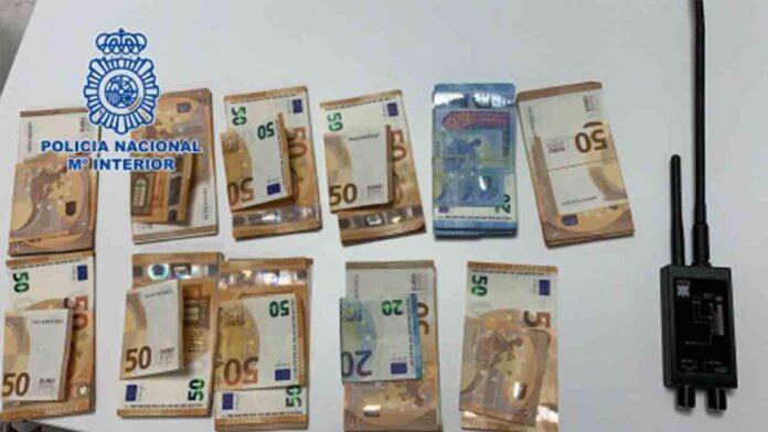 Desarticulada una red de narcos dedicada a transportar drogas de España a Francia