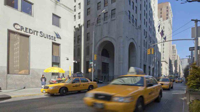 EE.UU. dice a Credit Suisse que endurezca el cumplimiento de blanqueo de capitales