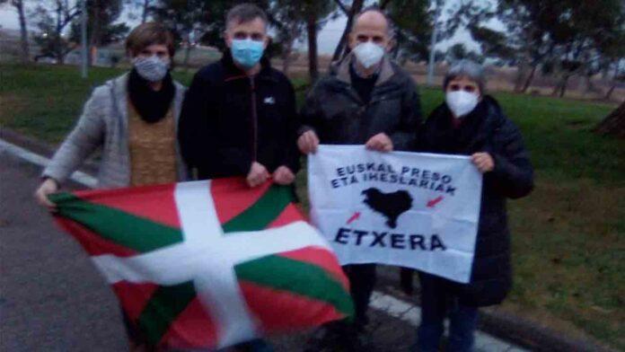 El preso vasco Francisco Mujika sale en libertad tras cumplir casi 29 años de prisión