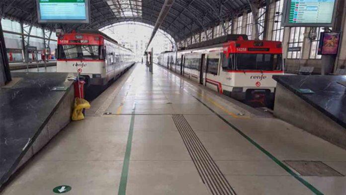 Estudio funcional del eje transversal ferroviario este-suroeste de Madrid