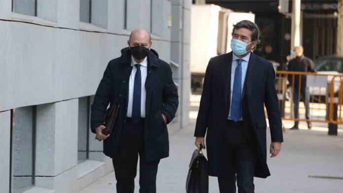 Fernández Díaz asegura ante el juez que sólo Rajoy tenía autoridad para la Kitchen