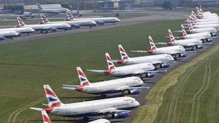 Francia, Alemania, Italia y Holanda cancelan los vuelos con el Reino Unido