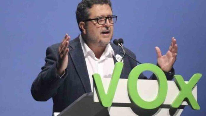 El Juzgado cita como investigado a Francisco Serrano, de Vox, por un millón de euros encubierto