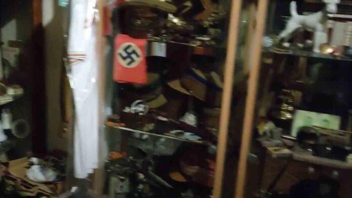 Intervenido en Málaga un grupo nazi con un arsenal de armas del narcotráfico