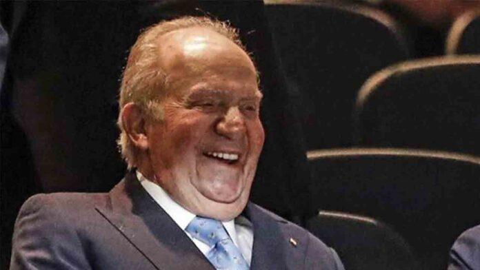 Izquierda Unida deposita la fianza para ejercer la acusación contra el Rey juan Carlos