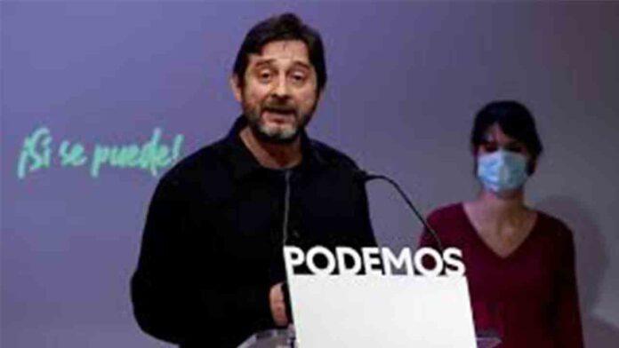 La Fiscalía sigue sin ver indicios de financiación ilegal en Podemos