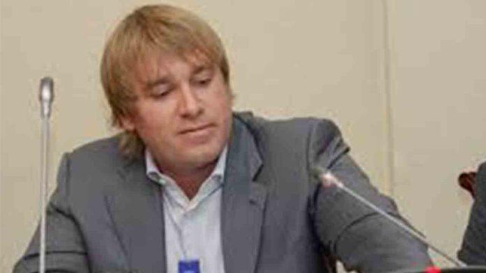 La detención de Grigory Kazansky, ex-director general de la central nuclear 'Salyut'