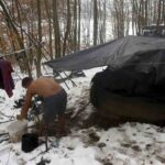 Violence and vigilantes compound the problems of migrants in the Balkans