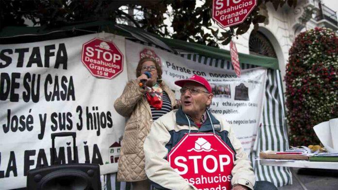 Las Comunidades Autónomas deben informar de los desalojos al Gobierno